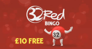 32Red Bingo No Deposit Bonus