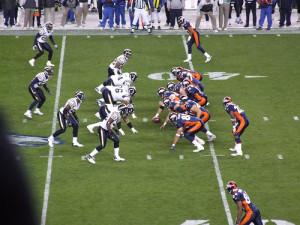 San Diego Chargers vs Denver Broncos