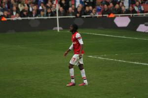 Arsenal Gervinho