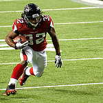 Atlanta Falcons Jaquizz Rodgers