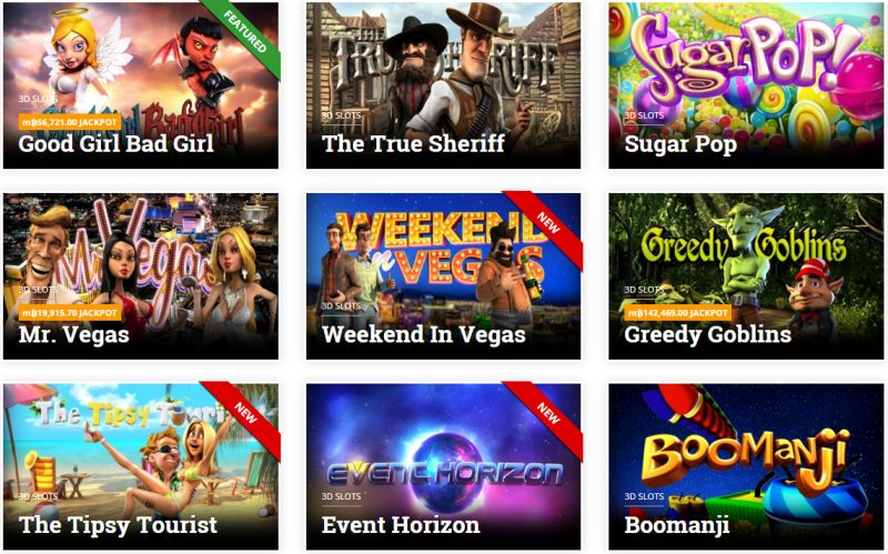 Image result for betcoin casino slots
