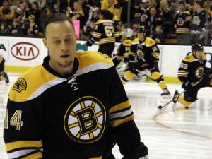 Boston Bruins Dennis Seidenberg