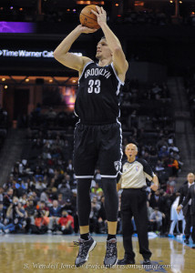 Brooklyn Nets Mirza Teletovic