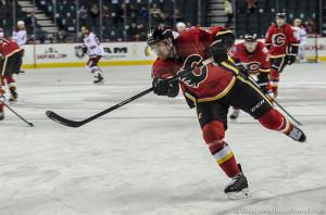 Calgary Flames David Jones