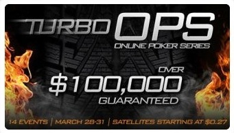 Carbon Poker Turbo Online Poker Series