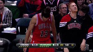 Chicago Bulls Joakim Noah
