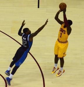 Cleveland Cavaliers Dion Waiters