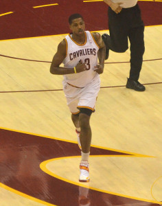 Cleveland Cavaliers Tristan Thompson