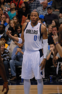 Dallas Mavericks Shawn Marion