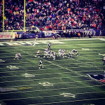 Denver Broncos at New England Patriots 2013 week 12