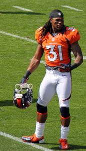 Denver Broncos Omar Bolden