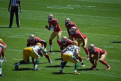 Green Bay Packers vs San Francisco 49ers Week 1 2013