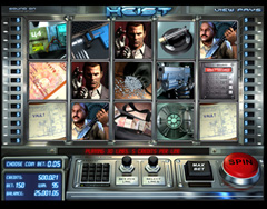 Heist 3D Slots Machine