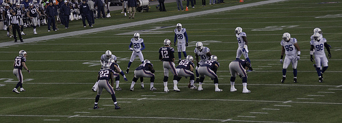 Indianapolis Colts vs New England Patriots