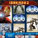Ironman 2 Slot Machine