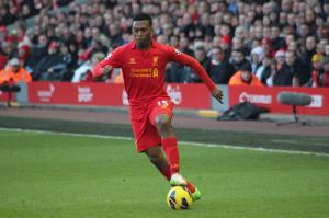 Liverpool Daniel Sturridge
