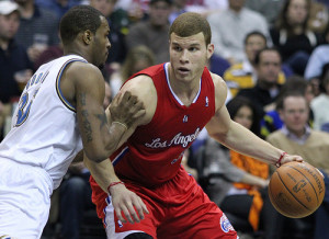 Los Angeles Clippers Blake Griffin