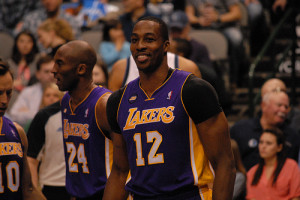 Los Angeles Lakers Dwight Howard