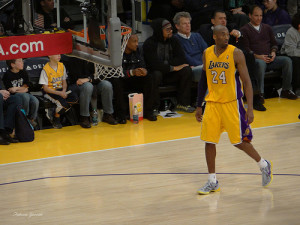 Los Angeles Lakers Kobe Bryant