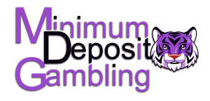 Minimum Deposit Gambling