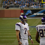 Minnesota Vikings Christian Ponder