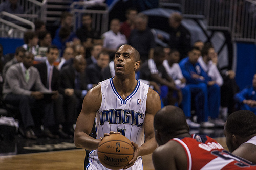 Orlando Magic Arron Afflalo
