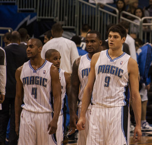 Orlando Magic Players