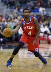 Philadelphia 76ers Dorell Wright