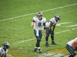 Philadelphia Eagles Nick Foles