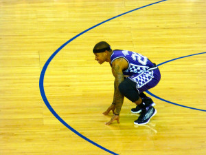 Sacramento Kings Isaiah Thomas
