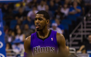 Sacramento Kings Jason Thompson