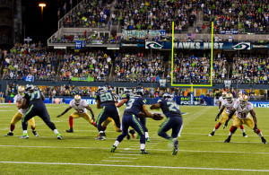 San Francisco 49ers at Seattle Seahawks 2013 Week 2