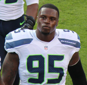 Seattle Seahawks Pierre Allen