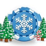 skypoker winter wonder promo