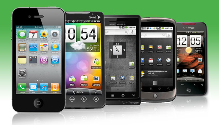 Smartphone Mobile Gambling