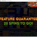 Triple Bonus Bucks Feature Guarantee
