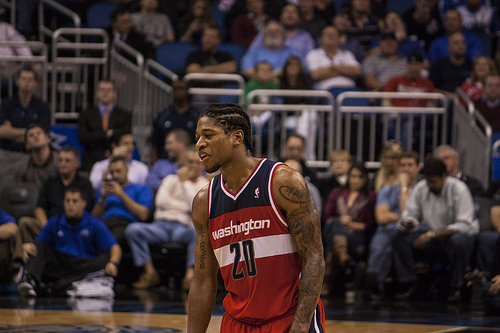 Washington Wizards Cartier Martin