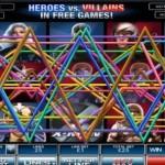 X-Men Slot Machine Lines